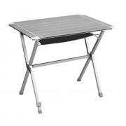 BRUNNER Mercury Gapless 2 - Mesa camping plegable de aluminio