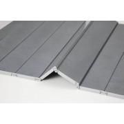 BRUNNER Mercury Gapless 4 - Mesa camping plegable de aluminio