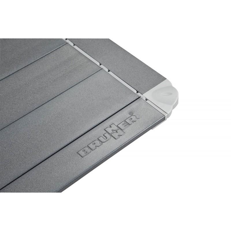 BRUNNER Mercury Gapless 4 - Folding aluminum camping table