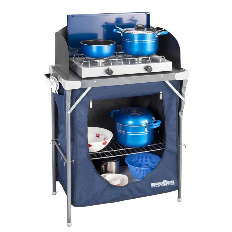BRUNNER Talisman - Mueble de cocina camping
