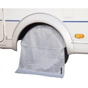BRUNNER Wheel Cover - Cubre ruedas para caravanas y autocaravanas