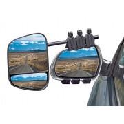 BRUNNER Rider Pro - Kit de espejos retrovisores suplementarios para furgonetas y autocaravanas