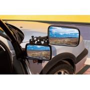 BRUNNER Eclipse - Espejo retrovisor suplementario para coches, furgonetas y autocaravanas