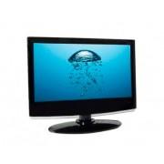 SEEVIEW Televisor LED HD 18'' con DVD incorporado para caravanas y autocaravanas