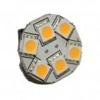 CARBEST Lámpara LED G4 1.2W 12V