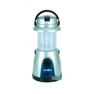 BRUNNER Camp Lamp Eco Dyno - Lámpara portátil con asa