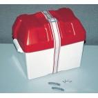 Caja para batería pequeña