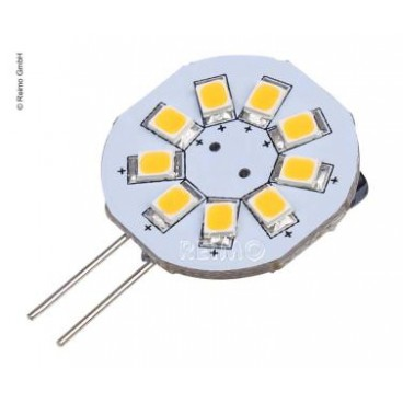Lámpara LED G4 1.5W 12V