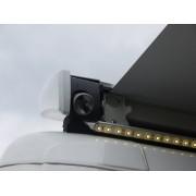 Guía de fijación de tira LED para toldos de autocaravanas y caravanas THULE  Omnistor  6200 y 9200 (6x1m)