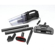 Portable vacuum cleaner for caravans and motor homes