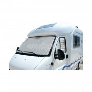 BRUNNER Cli-Mats NT - Aislantes térmicos para furgonetas Fiat Ducato 2002-2005
