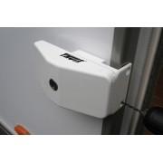 THULE Door Lock Frame - Cerradura para puertas de autocaravanas y caravanas